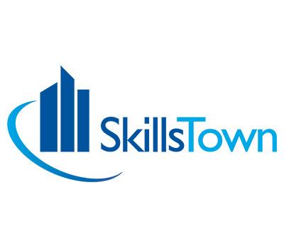 SkillsTown logo